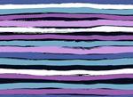 Jersey Print-Jersey Stripe Velvet