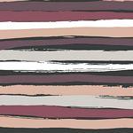 Avalana-Jersey Knit Stripes Multi