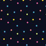 AVALANA Jersey-Neon Dots Black