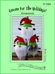 Gnome for the Holidays! Ornament Pattern