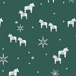 Christmas Wonder Nordic Hygge Green 4497 049