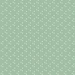 Dot Mania Three Dots  - Green Stone