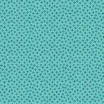 Stof Gradiente Dots Turquoise Blue