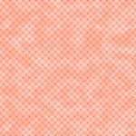 Stof Gradiente Flower Lines Light Pink Red