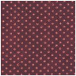 Quilter's Basic DUSTY-Bubble Dot, Wine