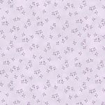 Quilters Coordinates-Tossed Flowers Lilac