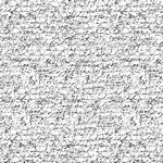 Quilters Coordinates-Cursive White