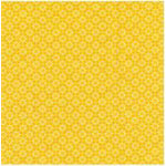 Quilter's Basic-Memories Tile, White/Yellow
