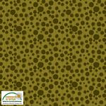 Quilters Combination--Dot Vine Olive