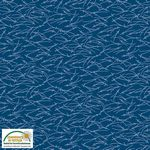 Quilters Combination--Tossed Grass Blue