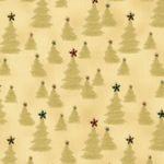 Christmas Wonders Beige Gold