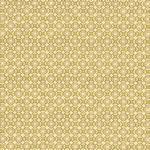 4596-208 Christmas Wonders Beige Gold Star Grid