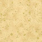 Stof Beige Gold Splash Dots