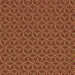 ST4596-408 Christmas Wonders Red Gold