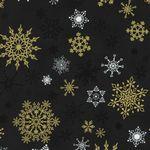 Christmas Wonders Black Gold