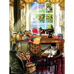 The Sewing Room Puzzle 1000pc