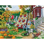 Puzzle Country Autumn 500Pc