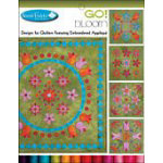 GO! Bloom Embroidery Designs