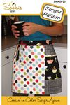 Cookin' In Color Serger Apron