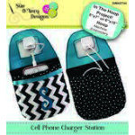 Cell Phone Charger Station