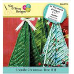 Chenille Christmas Tree ITH