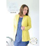 Fall in Love Cardigan Pattern by Sew to Grow
