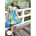 Sweet Summertime Dress & Peplum Pattern by Sew to Grow