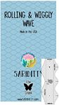 Sariditty Roll/Wiggly Wave RulerHigh Shank 4.5mm