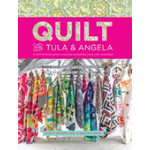 Quilt with Tula and Angela Book
