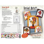 3D Joy Quilt - Terial Arts Pattern