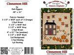 Cinnamon Hill Pattern
