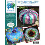 TUFFET IN A DAY KIT B4802  (pattern/foundation)
