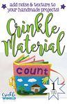 Crinkle World Crinkle Material - 1 Yard Grab & Go