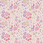 Plum Garden Flower Confetti Sand