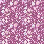 PlumGarden Flower Confetti Plum