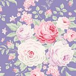 Old Rose Lydia Blue
