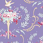 Old Rose - Birdsong, Blue - by Tone Finnanger / Tilda