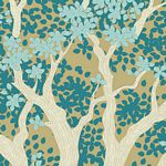 Tilda Woodland- Juniper Teal