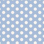 Tilda-Medium Dots Blue
