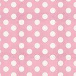 Tilda-Medium Dots Pink