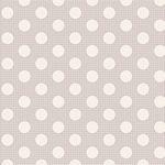 Tilda-Medium Dots Light Grey