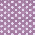 Tilda- Medium Dots Lilac