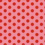 Medium Dots - Salmon - By Tilda