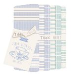 Tea Towel Basics-FQB Blue Teal