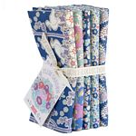 Plum Garden FQ Bundle 5pc Blueberry