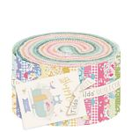 Happy Campers - Fabric Roll - 40 pcs