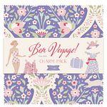 Bon Voyage Charm Pack by Tilda TIL300077