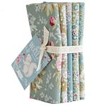 Woodland Fat Quarter Bundle - Green Sage