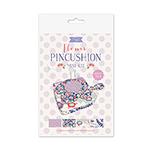 LazyDays Sewing Kit Flower Pincushion