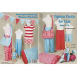 Pajama Pants for Kids Pattern Book by Cindy Taylor Oates